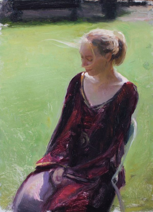 Plein Air Figure Painting