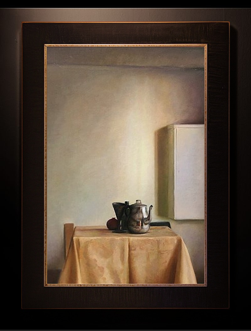 Still life with sun light