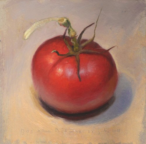 Still life with Tomato